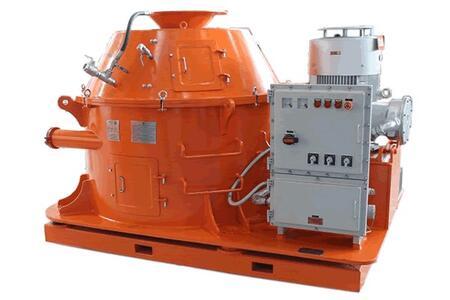 Система контроля твердой фазы в буровом растворе ZJ50