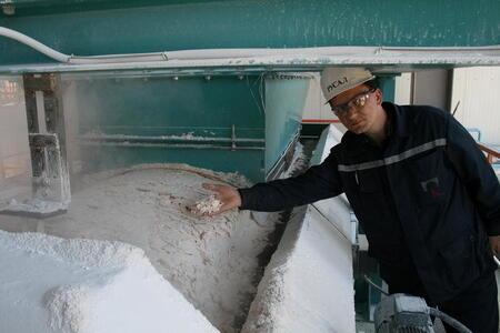 Производство глинозёма