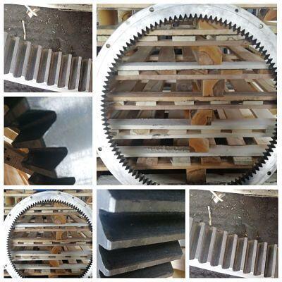 Венец (колесо зубчатое) токарного патрона Ø 1000мм. станков 1М65, ДИП500, 165,1Н65, РТ117, РТ817
