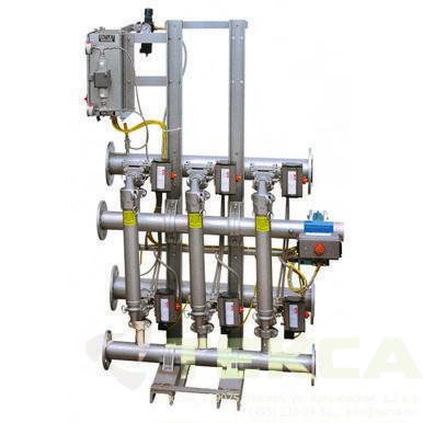 Фильтр с обратной промывкой серии AFC - модель 1100