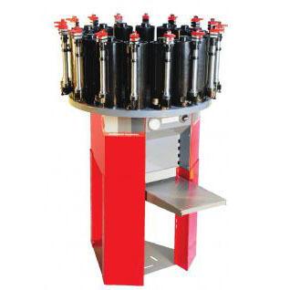 Ручной дозатор Fast&Fluid ColourWheel 22CW (снят с производства)