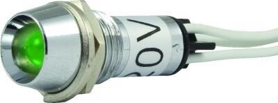 Индикаторная светодиодная лампа AR-AD22C-10TE/L