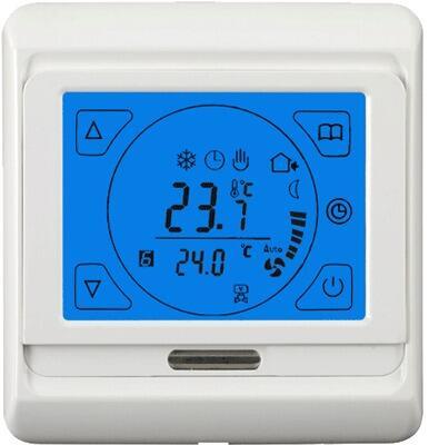 Терморегулятор теплого пола RTC 89F