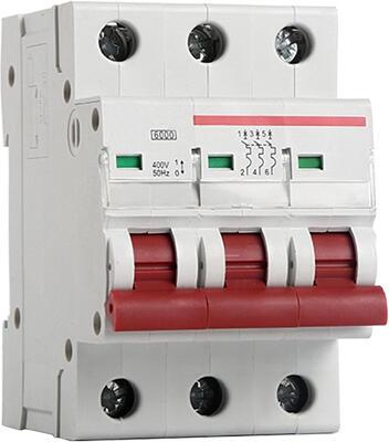 Автоматический выключатель GYM8-3P