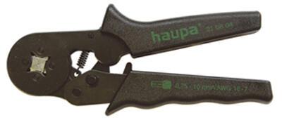 Инструмент обжимной для конечных гильз Haupa 210804
