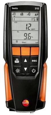 Анализатор дымовых газов Testo 310 (0563 3100)