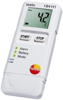 Даталоггер Testo 184-H1 (0572 1845)