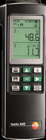 Термогигрометр Testo 645 (0560 6450)