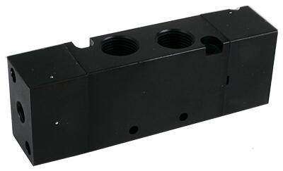 Пневмораспределитель с пневмоуправлением РПВ-52