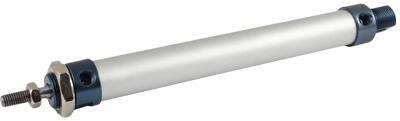 Пневмоцилиндр малогабаритный алюминиевый ПНЦ-Р