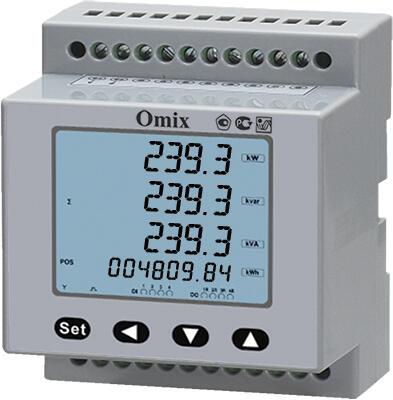 Мультиметр трехфазный Omix D4-MLA-3-0.5-RS485