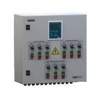 Шкаф управления тепловым пунктом с предустановленным силовым электрооборудованием АШУ