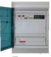 Шкаф управления приточно-вытяжной вентиляцией с водяным калорифером