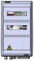 Шкаф управления приточной вентиляцией с водяным калорифером