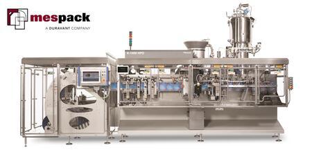 Автоматы для упаковки в дой-пак Mespack