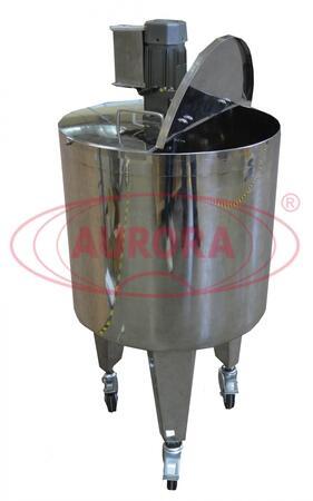 Емкость для хранения продукта ЕМК К объемом 100 л