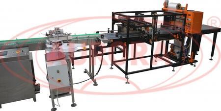 Линия розлива, укупорки и этикетировки для спиртовой продукции во взрывозащищенном исполнении (6000 шт/ч) Мастер