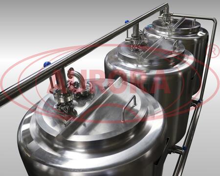 СИП-мойка трехсекционная МО-1000С объемом 200 л.