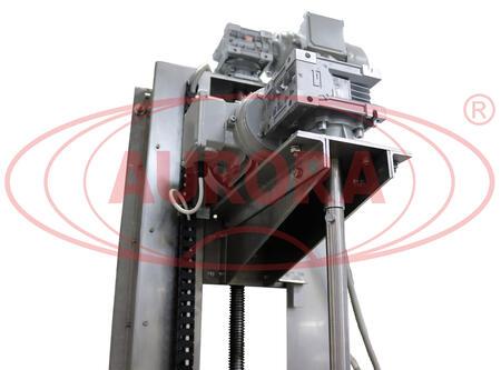 Установка перемешивания настенная-стационарная УП-200