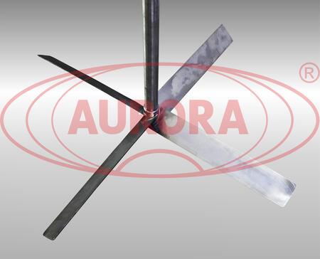 Навесное перемешивающее устройство для емкости диаметром 1300 мм УП-200М