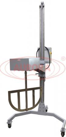 Установка перемешивания с рамной мешалкой УП-200