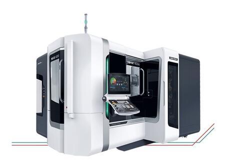 Горизонтальный фрезерный станок NHX 4000