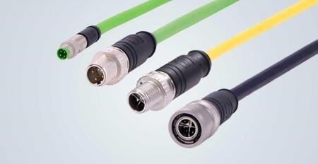 Системные кабели с интерфейсом M8/M12
