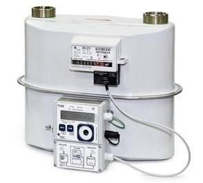 Комплекс для измерения количества газа ЭЛЬСТЕР СГ-ТК-Д-25 на базе ВК, ТС220