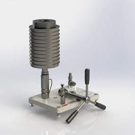 Манометр грузопоршневой СЕКТОР МП - 600