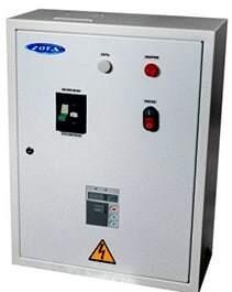 Пульт управления электрокотлом ZOTA ПУ ЭВТ-И 3.К (400 кВТ) PU 344332 0400