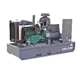 Генератор дизельный, синхронный ELCOS GE.VO3A.550-500.SS