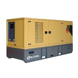 Генератор дизельный, синхронный ELCOS VO3A.094-085.SS   Звукоизоляционный кожух