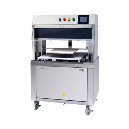 Оборудование для нарезки тортов и бисквита вертикальной резки skilled baker