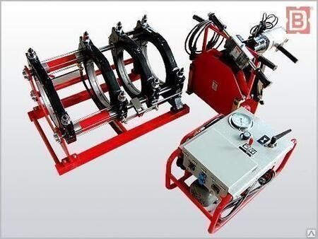Гидравлический сварочный аппарат SHD1600 для стык. сварки полимерных труб