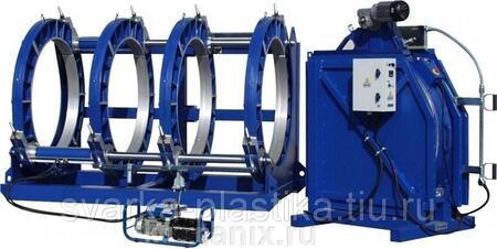 Гидравлическая машина для стыковой сварки полиэтиленовых труб Uponor Infra PT 1200
