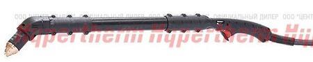 059567 Длинный ручной резак Duramax Hyamp 45° (ручка 1,2 м / шланг 7,6 м)