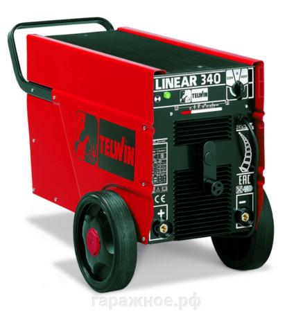 Сварочный аппарат, Telwin Linear 340