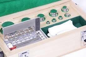 Набор гирь и гири класс точности E2 1 мг-5 кг
