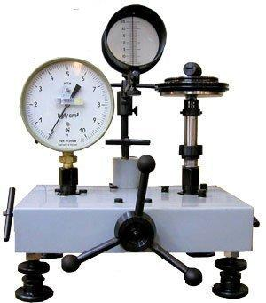 МП-6 манометр грузопоршневой класс точности 0,005, 0,01, 0,02, 0,05
