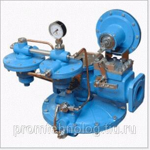 Регуляторы давления газа РДГ-80
