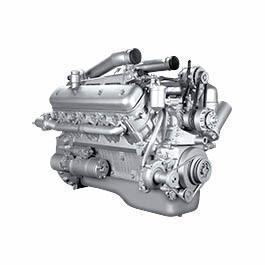 Дизельные двигатели для ДГУ Ярославский моторный завод ЯМЗ-7514.10-01
