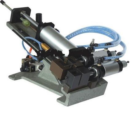 Пневматические станки для зачистки кабеля и проводов серии