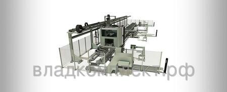 Поворотный копировально-фрезерный станок для стали COPIA 384S