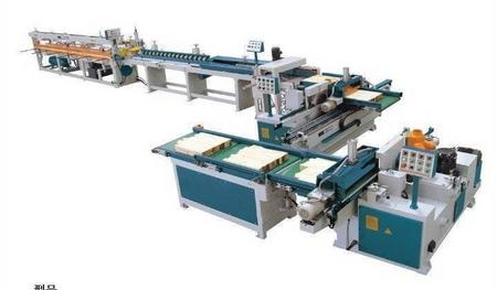 Линия для сращивания по длинне автоматическая LTT 1560 (МНZ1560А-С) 6000мм