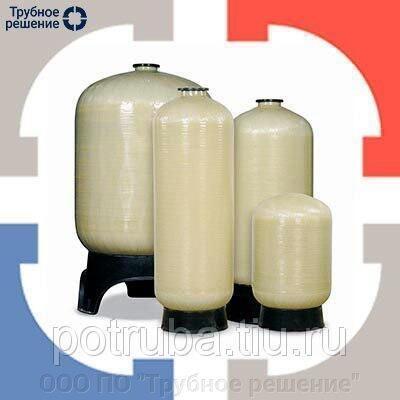 Корпус фильтра с наружным обогревом для химической промышленности D=400 мм, P=4, 0 Мпа