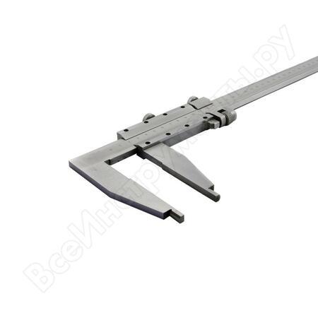 Штангенциркуль (2000 мм, 0.1 мм, губки 300мм) чиз шц-3 239290