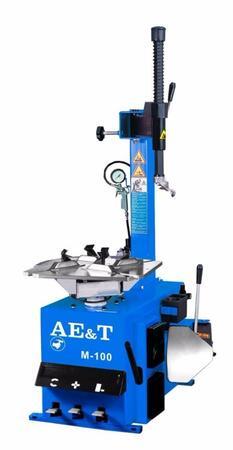 Шиномонтажный станок М-100 AET (220В) полуавтомат