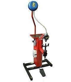 Электрический шиповальный полуавтомат quot;Клёст-Пневматикquot; (220В с пневматическим приводом для шипов Ø8мм