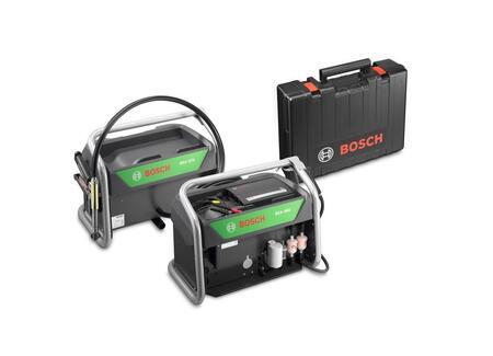 Анализатор отработавших газов Bosch BEA 550 Uni Бензин + Дизель