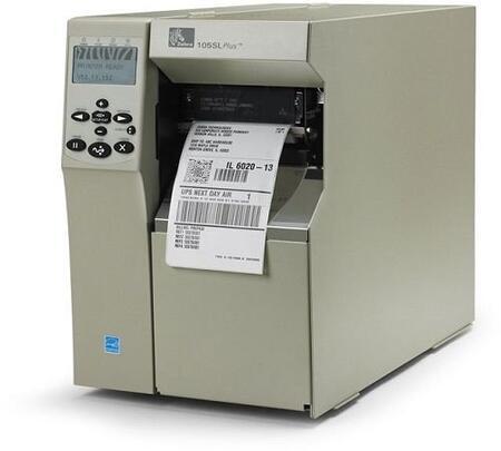 Принтер термотрансферный Zebra 105SL Plus (102-80E-00000)